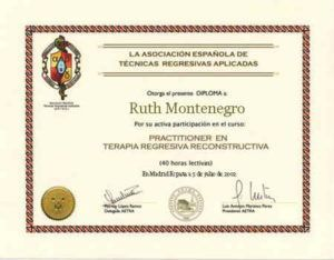 images tarot Ruth Montenegro diplomas tecnicas regresivas 300x234 - Formación de Ruth Montenegro