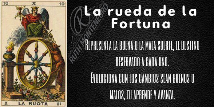 arcano la rueda de la fortuna - Arcano Rueda de la Fortuna
