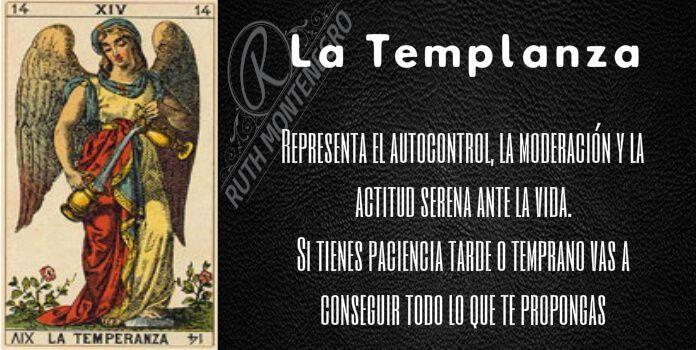 arcano la templanza - Arcano la Templanza
