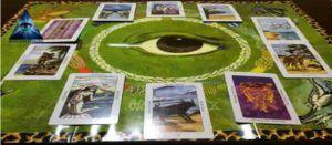 Tarot de los Orishas Ruth Montenegro 1 300x131 - Tipologías de Tarot por Ruth Montenegro