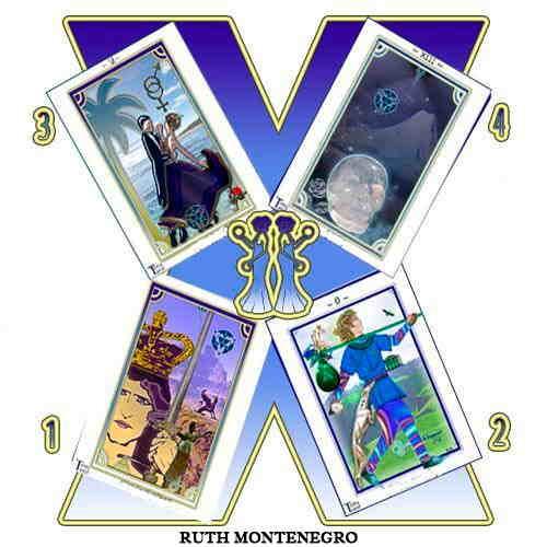 Tirada las encrucijadas ruth montenegro - Tirada de las encrucijadas