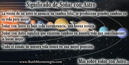 Soñar con Astro