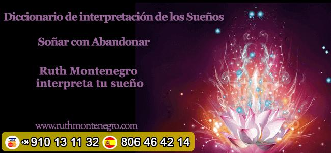 images interpretacion suenos interpretacion suenos Letra a Sonar con Abandonar - Soñar con Abandonar