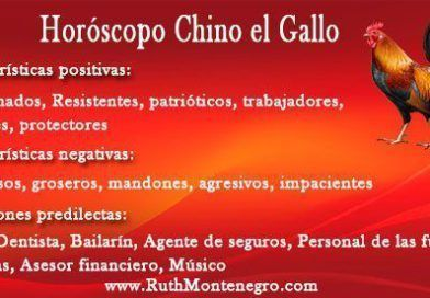 Horoscopo Chino Gallo Ruth Montenegro 392x272 - El Sol en Virgo