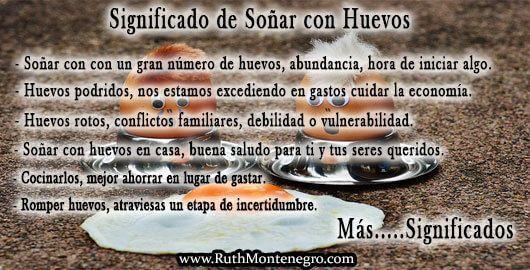 images interpretacion suenos Diccionario Letra H Significado Sonar Huevos Ruth Montenegro - Soñar con Huevos