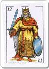 Arcanos Menores 12 espada Ruth Montenegro - Significado Arcanos Menores