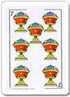 Arcanos Menores 7 Copas Ruth Montenegro - Significado Arcanos Menores