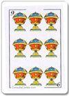 Arcanos Menores 9 Copas Ruth Montenegro - Significado Arcanos Menores