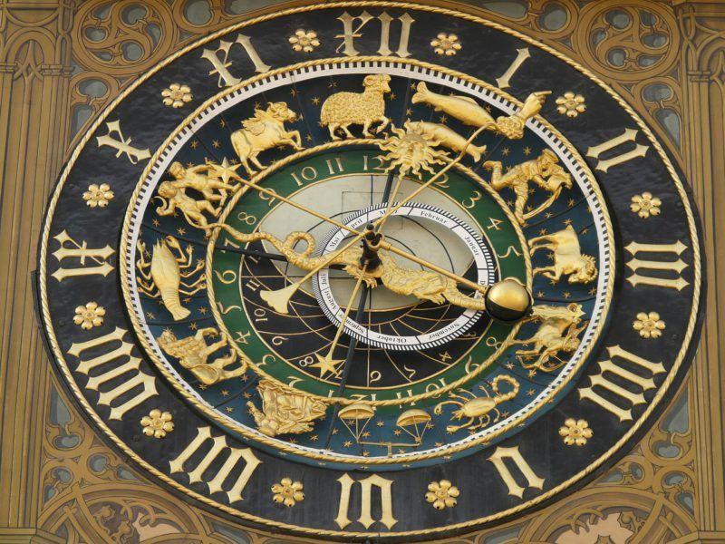 El Sol en cada signo del horóscopo