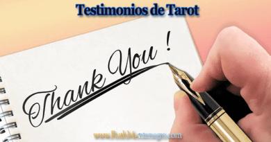 Una consulta de Tarot con Ruth Montenegro