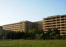 El hospital del Torax 270x195 - Casas encantadas en España