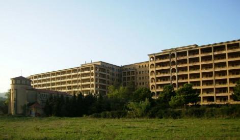 El hospital del Tórax