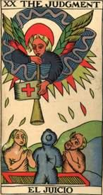 arcano marsella el juicio ruth montenegro - Arcano el Juicio