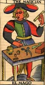 arcano marsella el mago ruth montenegro - Arcano El Mago