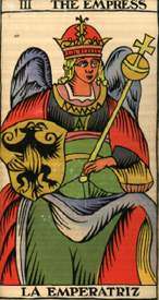 arcano marsella la emperatriz ruth montenegro - Arcano la Emperatriz