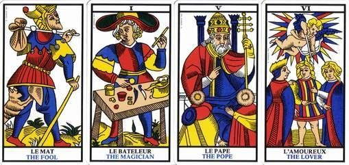 Tarot de Marsella - Tarot de Marsella