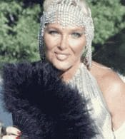 Videnta Micki Dahne 175x195 - Videntes famosos del mundo