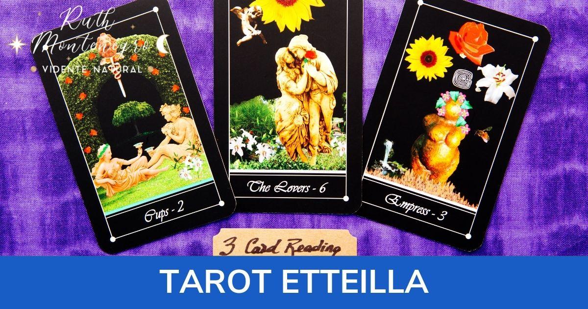 imagen banner tarot de Etteilla