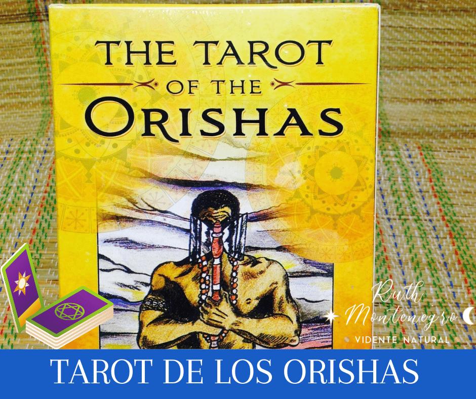 imagen banner tarot de los Orishas