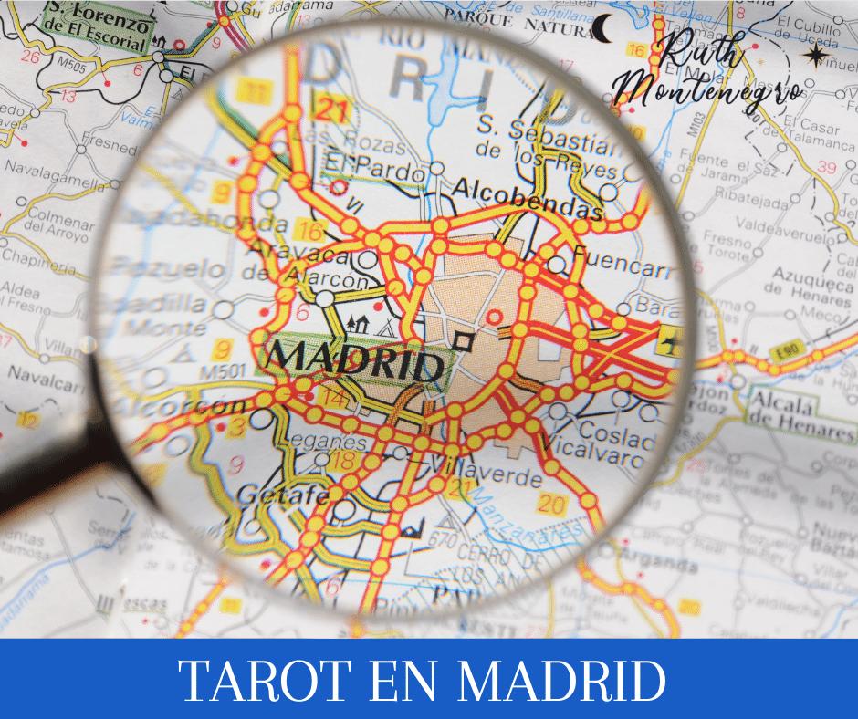 imagen banner tarot en Madrid