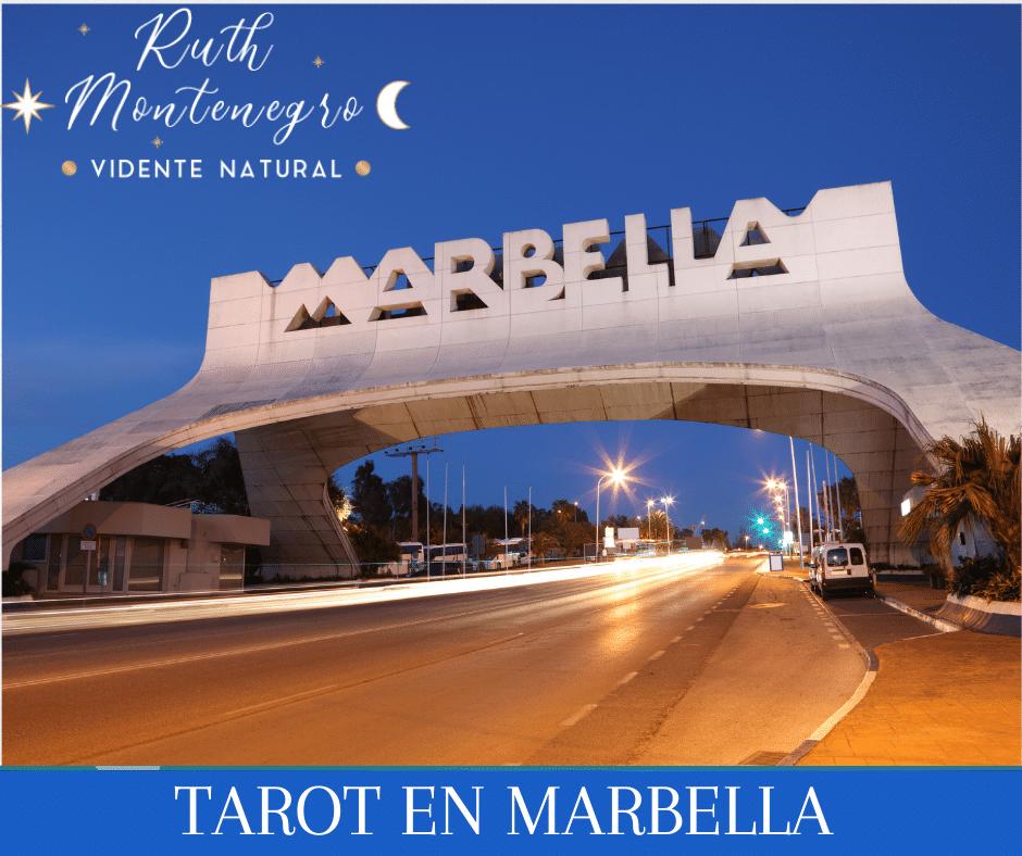 imagen banner tarot en Marbella