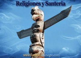 Religiones y Santería