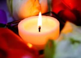 Cómo consagrar una vela